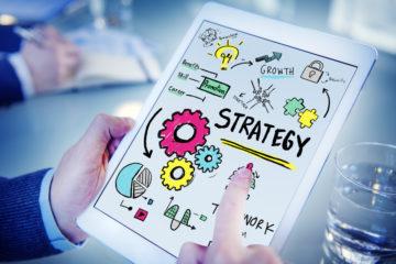 stratégie site web